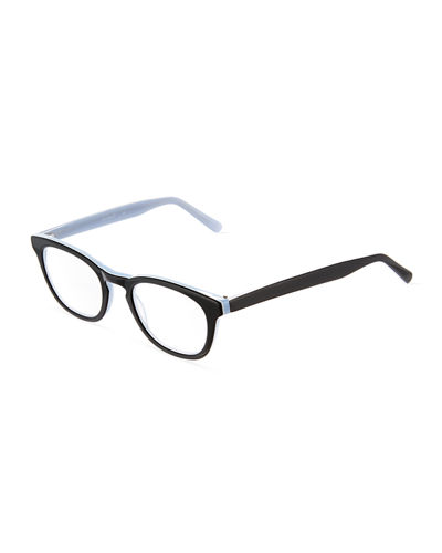 Click Cat Eye Acetate Readers