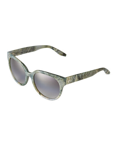 Valley Girl Modified Cat Eye Sunglasses