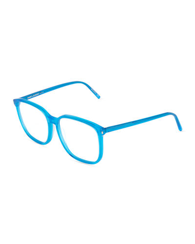 Square Plastic Optical Glasses
