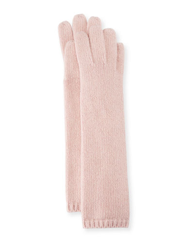 Long Cashmere Smart Gloves