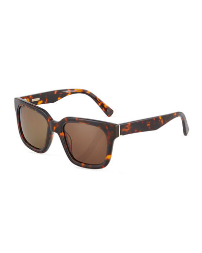 Bleecker Square Plastic Sunglasses