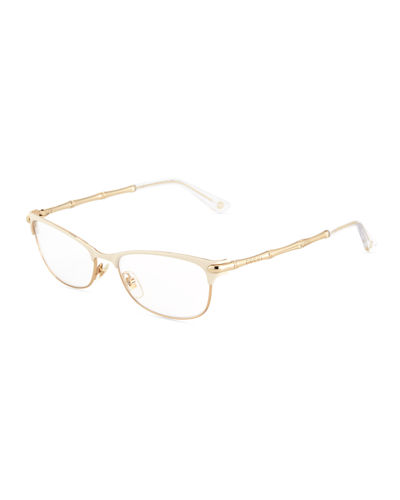Round Metal Optical Glasses