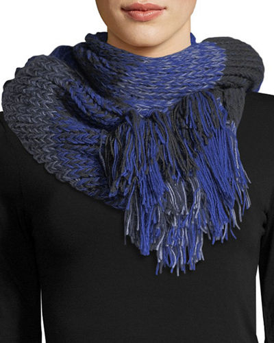 Fringe Party Infinity Scarf