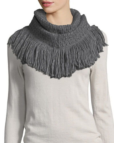 Fringe is a Loop's Best Friend Scarf