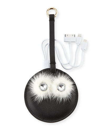 Furry Eye Critter Charger
