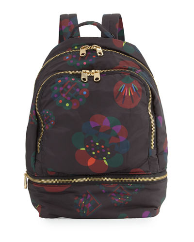 Brody Printed Nylon Backpack