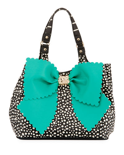 Knot Your Average Bow Tote Bag
