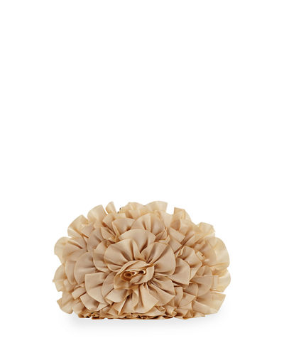 Missy Rosette Evening Clutch Bag