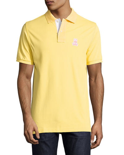 Bunny Pima Polo Shirt