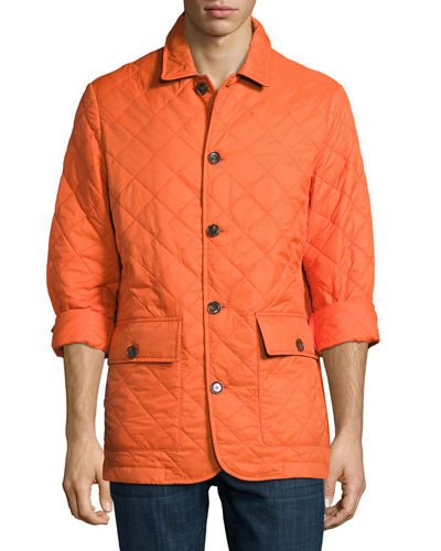 Sullivan Quilted Jacket