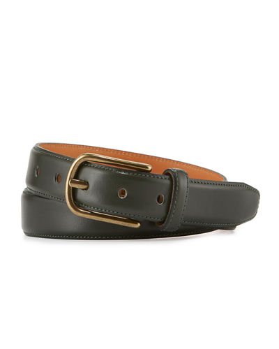 Fairford Italian Leather Belt