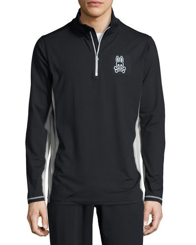 Quarter-Zip Performance Jacket
