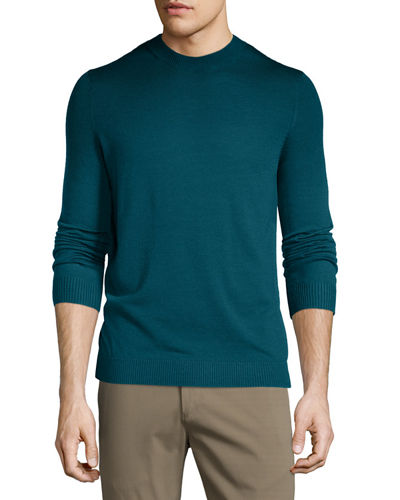 Remsey Dip-Dye Crewneck Sweater