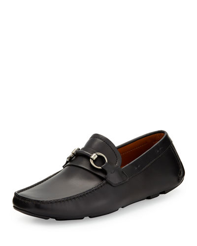 Vekio Leather Slip-On Driver