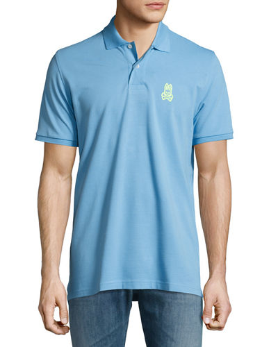 Tall Bunny Pima Polo Shirt