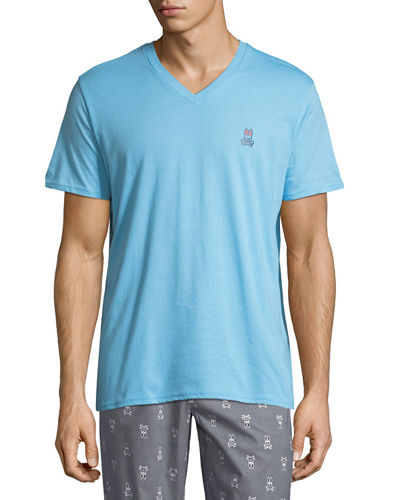 Classic V-Neck Lounge T-Shirt