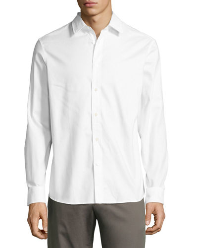 Woven Tailored-Fit Shirt