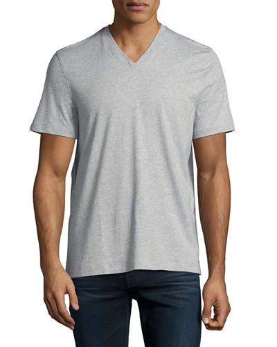 V-Neck Short-Sleeve T-Shirt