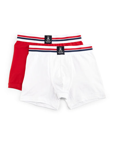 Motion Tagless Boxer Briefs Two-Pack