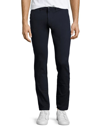 Steven Slim-Fit Chino Trousers