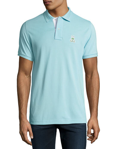 Cayman Cotton Polo Shirt
