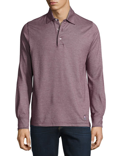 Bakewell Long Sleeve Polo Shirt