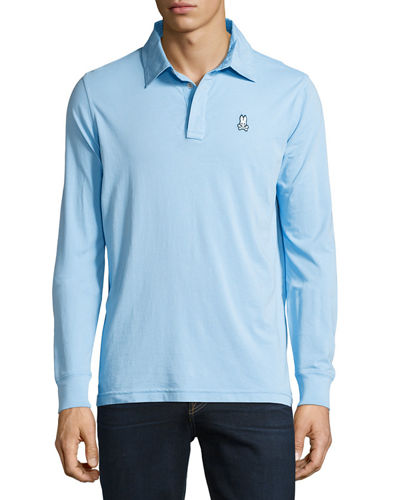 Marlon Long Sleeve Polo Shirt