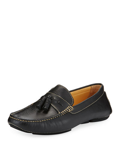 Tassel Casual Leather Driver