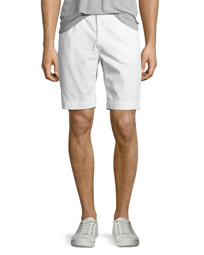 5-Pocket Twill Shorts