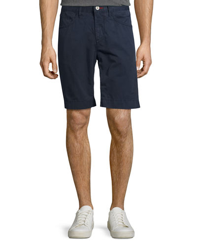 5 Pocket Twill Shorts