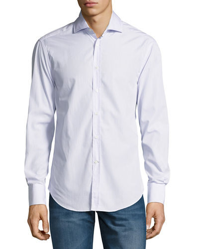 Poplin Slim-Fit Shirt