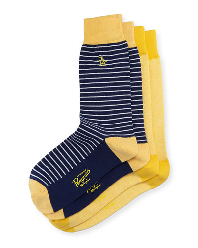 Two-Pack Balboa Arnason Sock Set