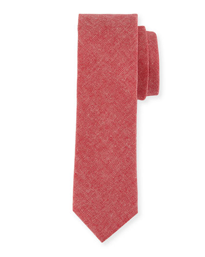 Lolita Solid Cotton-Blend Tie