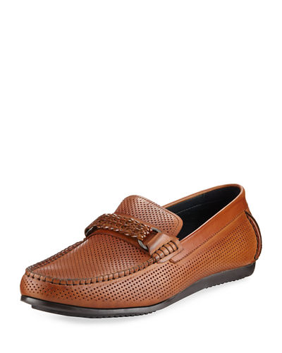 Masaccio Perforated Moccasin