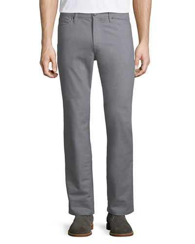 Cotton Blend Five Pocket Golf Pants