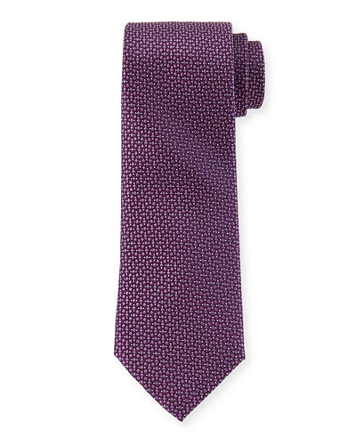 Tuscan Solid Silk Dress Tie