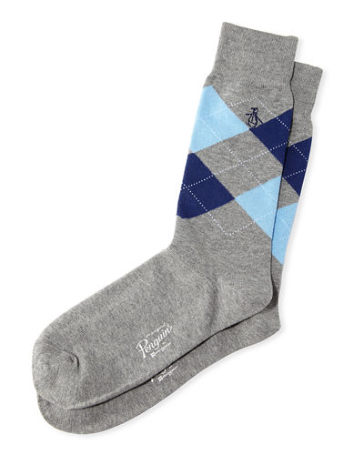 Kennedy Argyle Socks