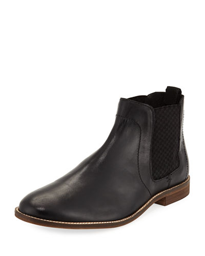 Gabe Leather Chelsea Boot