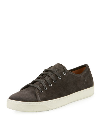 Austin Men's Suede Low-Top Sneaker