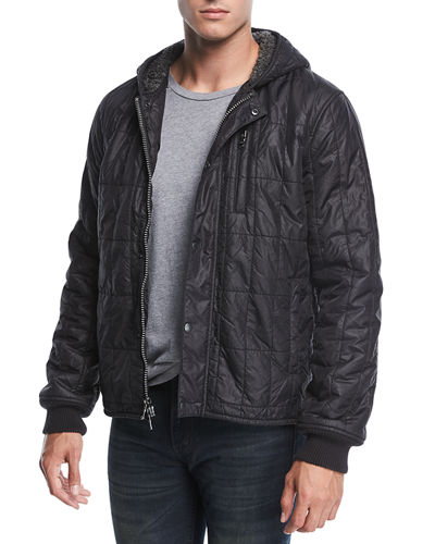Lightweight Quilted Puffer Jacket