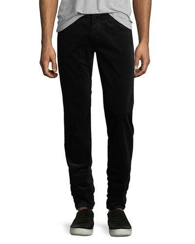 718 Slim Fit Corduroy Pants