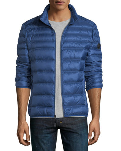 Packable Down Quilted Hipster Jacket