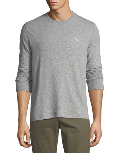 Long-Sleeve Reversible T-Shirt