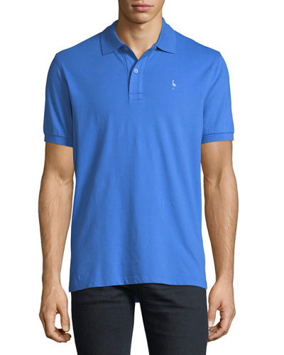 Short-Sleeve Polo Shirt