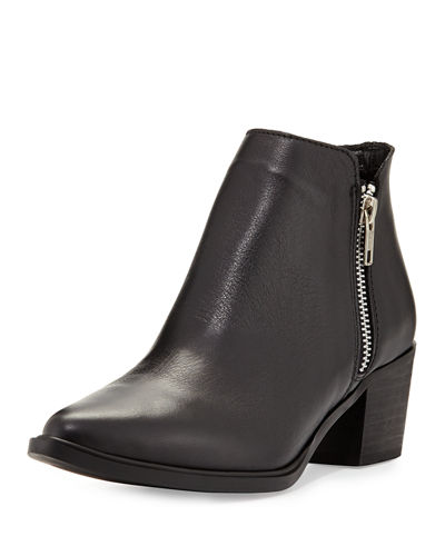 Dacy Leather Ankle Boot