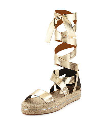 Gila Lace-Up Espadrille Sandal
