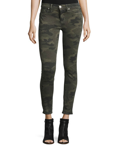 Nico Distressed Skinny Jeans