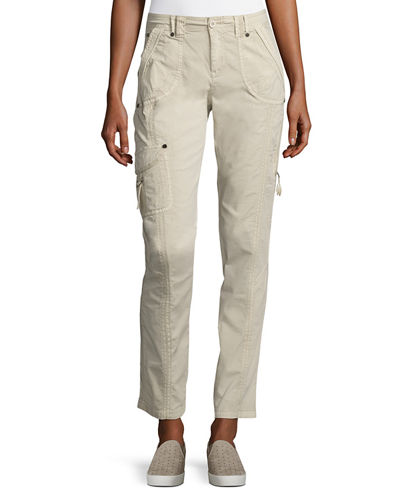 Harry Slim-Leg Cargo Pants
