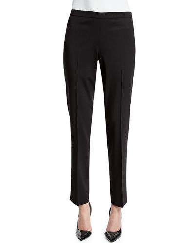 Bleecker Wool-Stretch Pants