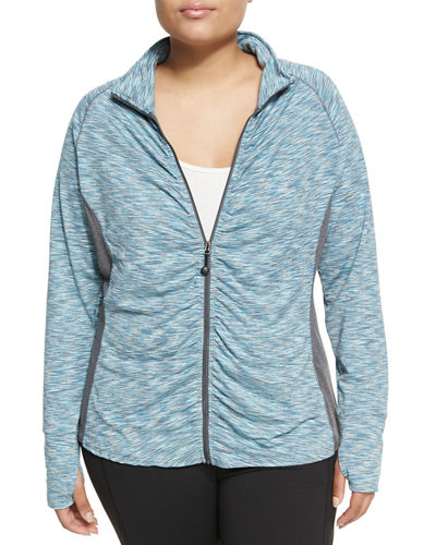 Jacinda Performance Jacket, Plus Size